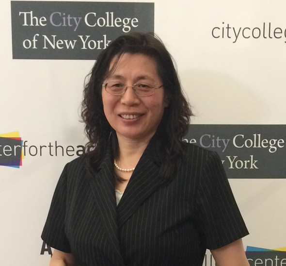 Xinpei Qu '87s Secretary picture